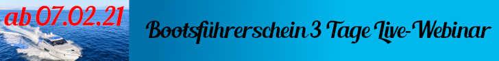 21-02-07_Webinar Bootsführerschein_Banner_728x90